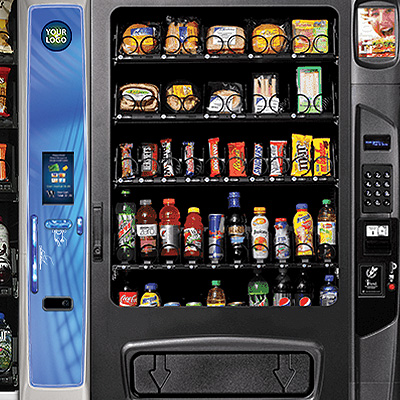 Get your brand new vending machine today!